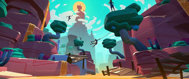Windlands 2 Review (Windows Mixed Reality)