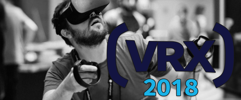 VRX 2018 Agenda Released Ahead of Event