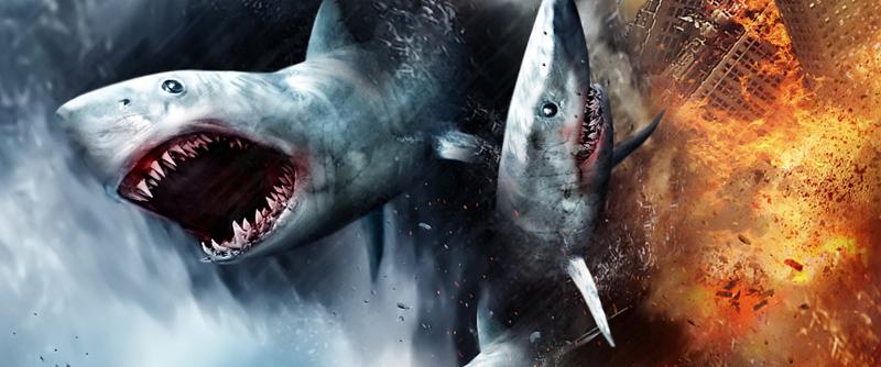 Sharknado VR