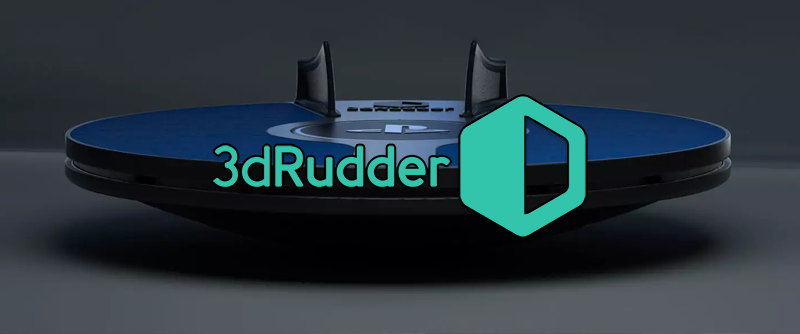 3dRudder Coming To PlayStation VR