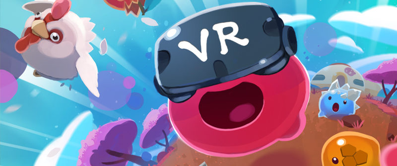 Slime Rancher: VR Playground Review (HTC Vive)
