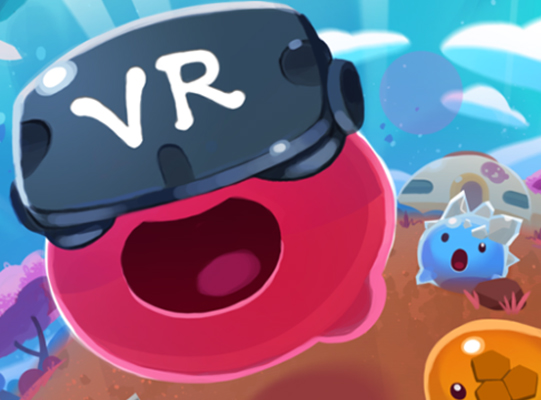 Slime Rancher: VR Playground Review (HTC Vive) - The VR Realm