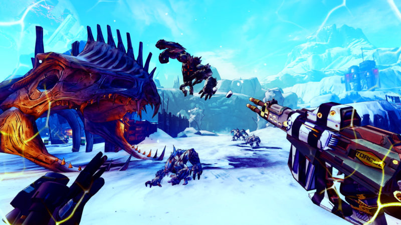 All The DLC For Borderlands 2 Coming To VR And For Free - The VR Realm