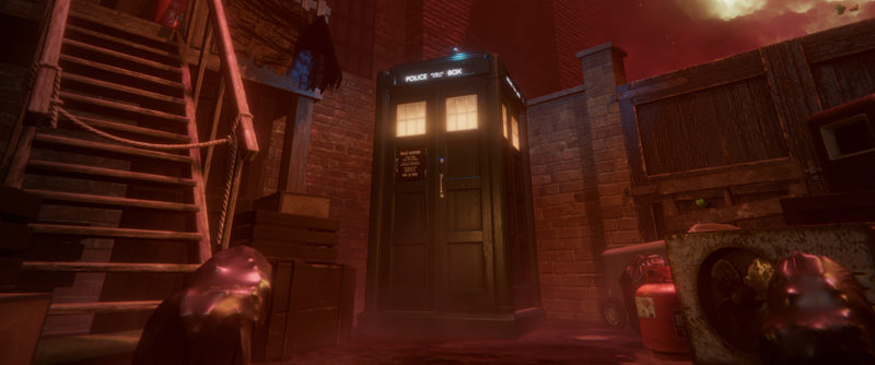 Doctor Who Coming To VR In September