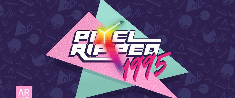 Pixel Ripped Bringing Players To The Year 1995